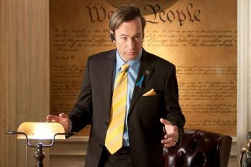 Saul Goodman dans Better Call Saul