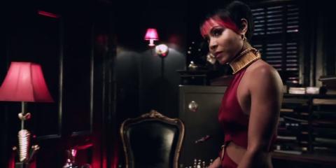 Jada Pinkett dans Gotham