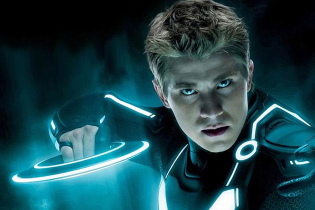 Tron 3  : Garrett Hedlund