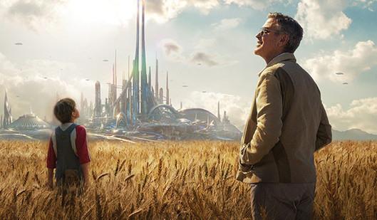 À la poursuite de demain, un film de Disney