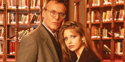 Buffy et Giles