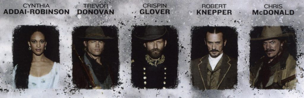 Cast Texas Rising