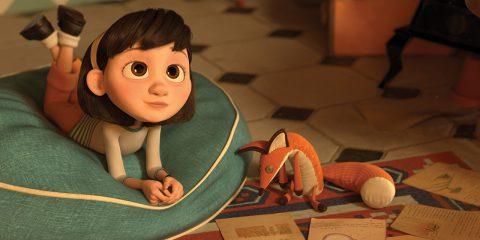 Le Petit Prince réalisé par Mark Osborne