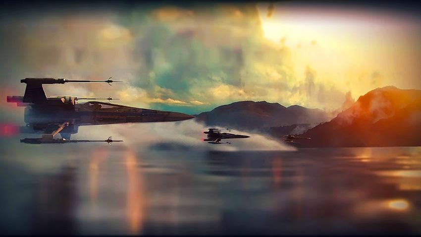 Star Wars 7 : Le réveil de la force