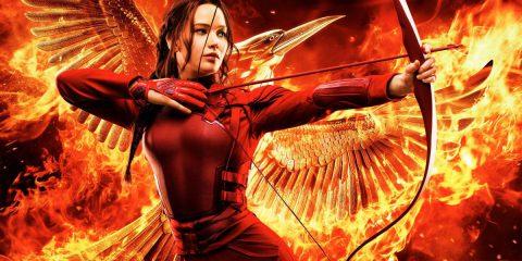 Hunger Games la révolte partie 2