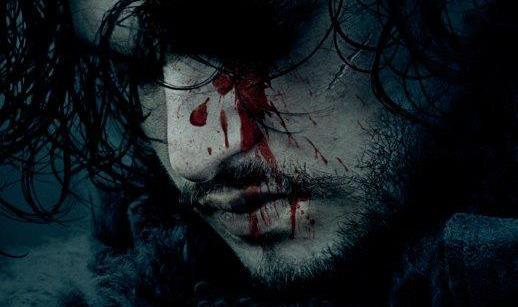 Jon Snow saison 6 de Game Of Thrones