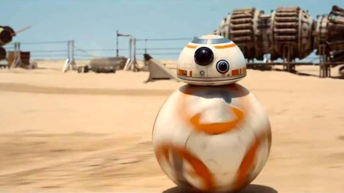 Star Wars 7 - Le Réveil de la force - BB-8