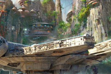 Star Wars Land - Disney