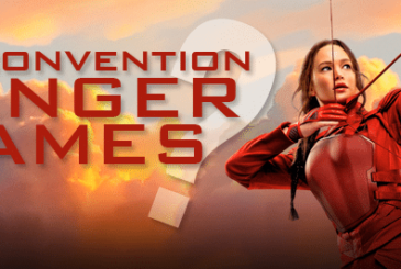 Convention Hunger Games :  le geai moqueur