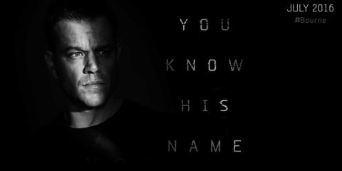 Jason Bourne - Matt Damon