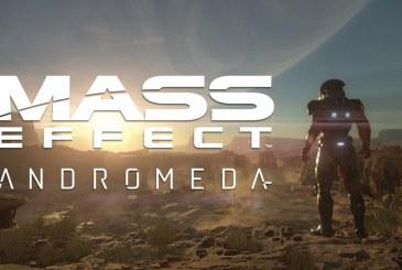 Une première présentation de Mass Effect Andromeda