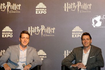 Harry Potter The Exhibition : James et Oliver Phelps à Bruxelles