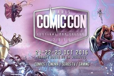 Comic Con Paris 2016 : La présence de Marco Checchetto