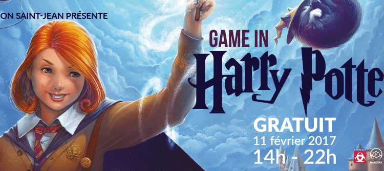 Game In - Harry Potter