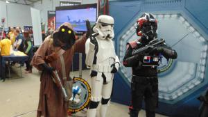 Comic Con 2018 Bruxelles