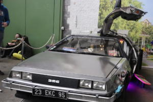 De Lorean (Back To The Future)