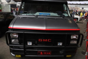 Camionette A-Team