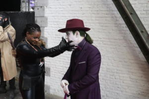 Joker & Black Panthere