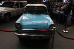 Voiture d'Harry Potter
