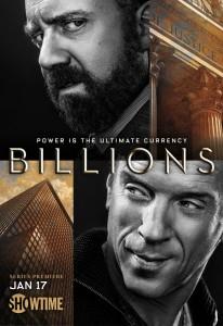 Billions-saison-1-poster