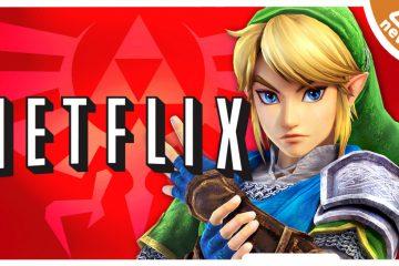 Zelda sur Netflix