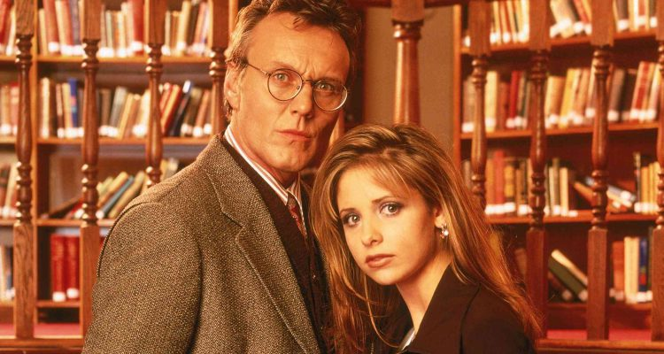 Buffy et Giles