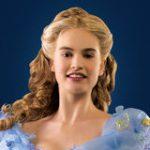 Lily James Cendrillon