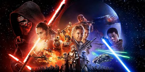 Star Wars 7 - Le Réveil de la force