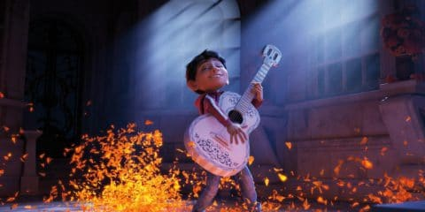 Miguel Coco Pixar