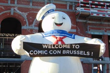 Comic-con-welcom