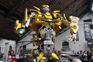 Bumblebee(version robot)