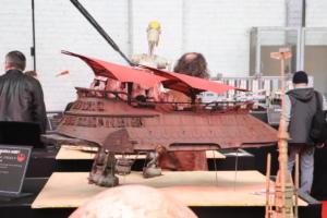 Barge de Jabba The Hutt (Starwars)