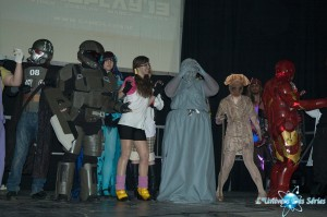 Gameplay 2013 : Cosplay
